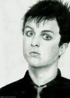 Billie Joe Armstrong by ichigosweet