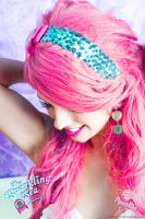 Tickled Pink by TheRealLittleMermaid