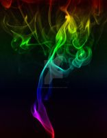 Colored Smoke 16 by filemanager