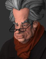 Schoolism ZBrush Maquette by eboyer