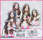 [ Pack render #15 ] 7 PNGS Naeun - Apink by Cold-Team