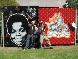 TSO Crew in Dublin by orticanoodles