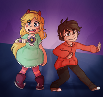 Star vs the Forces of Evil by catpup