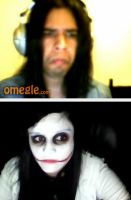 Omegle lolz by shadowwolf133