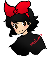 kiki by xFireflowers