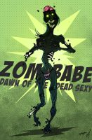 zombabe by ArkadeBurt