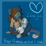 Best Friends. by dallyru