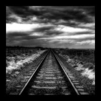 Dark Rails by SneachtaPix