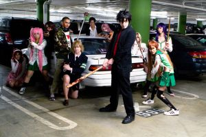 HIGHSCHOOL OF THE DEAD by the-sushi-monster
