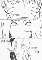 commission OTP NaruSaku by adamexe20a