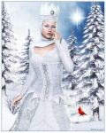 Snow Queen by kissmypixels
