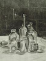 bottles by supercrazzy