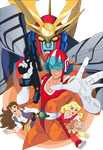 Daitarn 3 by ShinSoulThief