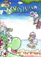 Yoshi's Island DS by ChocoGirl72