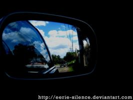 Side Mirror by eerie-silence
