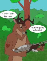 bambi first blood by mearcu