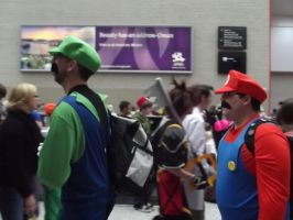 It's a them the mario bros by everton1120
