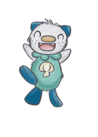 :D Oshawott by do-it-yourself
