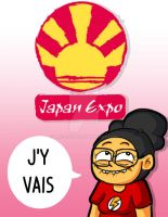 Japan Expo 2017 by ADeDessine