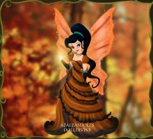 Halloween Pixie - Pixie Scene Maker by MissIndianaGirl