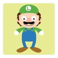 luigi by striffle
