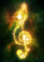 Cosmic Orchestra by spellbound7