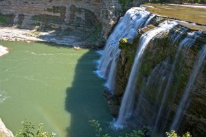 Letchworth State Park I by xDx