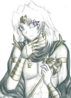 Malik Ishtar, King of Egypt by Akila-Ishtar