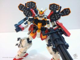 Heavyarms Gundam EW 18 by B-Werx