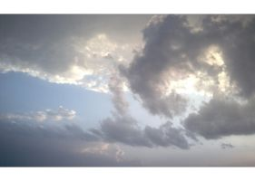clouds by D3WABATE