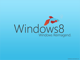 windows reimagend by Faisalharoon