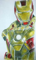 Iron man by ShallyPais