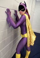 EVANGELINE VON WINTER AS BATGIRL!  Pic # 4 by sleeperkid