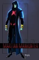 Martian Manhunter 001 by RobDuenas