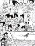 Wierd DBZ Comic: Part 3 by TemBrook