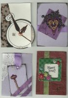 Artist Trading Cards 2 by Imva