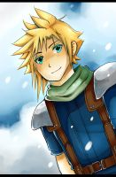FFVIICC:Sun and Snow by freesh00t