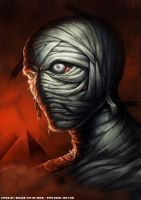 Mummy Portrait by RogierB