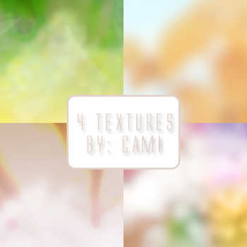 4 Large Textures by kamimcr