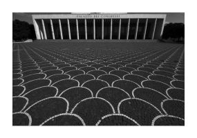EUR Palazzo dei Congressi by recycleit