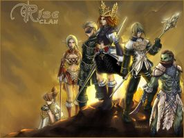 my clan .. by rakavka