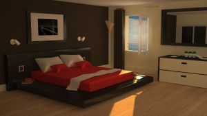 Design Chambre by Hyrp