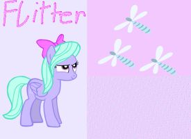 Confident Flitter by jazzy-rose-hxc