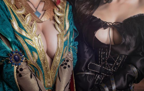 Yennefer or Triss? by elenasamko