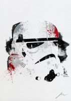 Stormtrooper by PhantomxLord