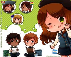 Ask Argentina And Latins new header by FlopyLopez