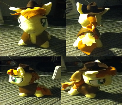 My New Plushie :D by DoctorDash