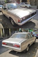 Old Galant by gupa507