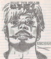 Kakihara II by The-Drunken-Celt