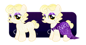 My little pony Adopt - Animated GlitterPony by chunk07x